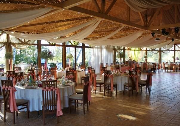 Ресторан Золотой Сазан фото