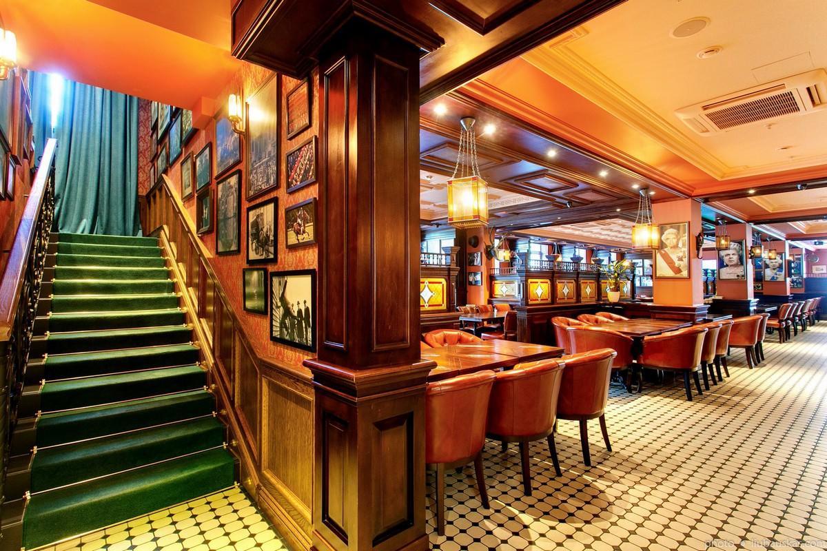 ���������� ������ �������� ���� ���� (Greene King Pub & Kitchen) ���� 3