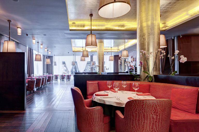 Ресторан A.V.E.N.U.E (Авеню) фото 1