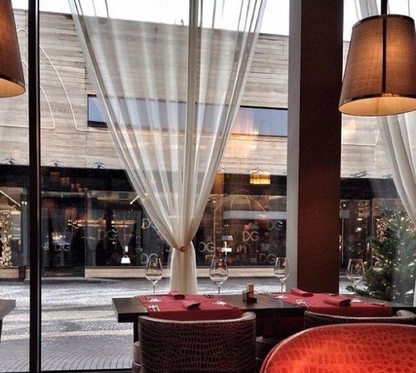 Ресторан A.V.E.N.U.E (Авеню) фото 26