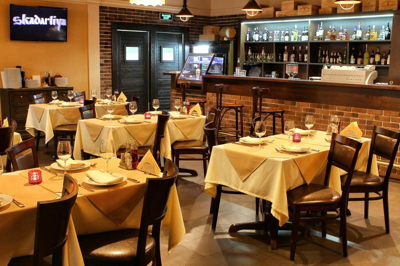Сербский Ресторан Скадарлия фото 3