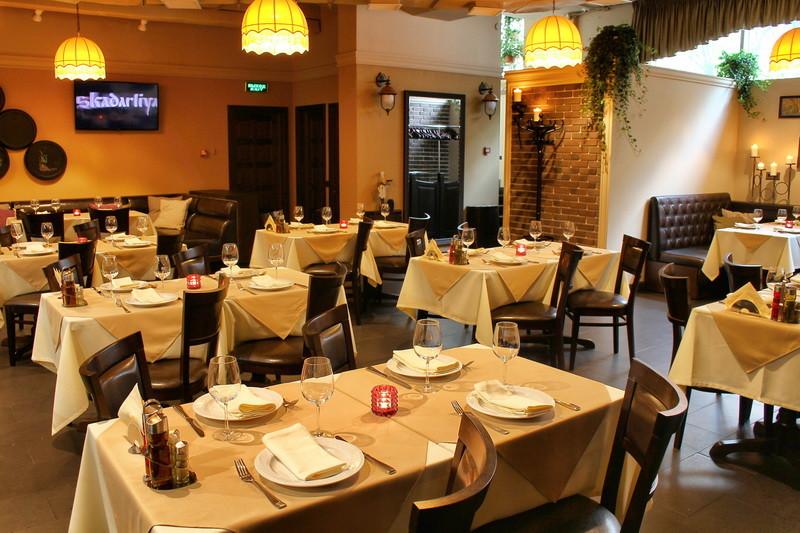 Сербский Ресторан Скадарлия фото 8