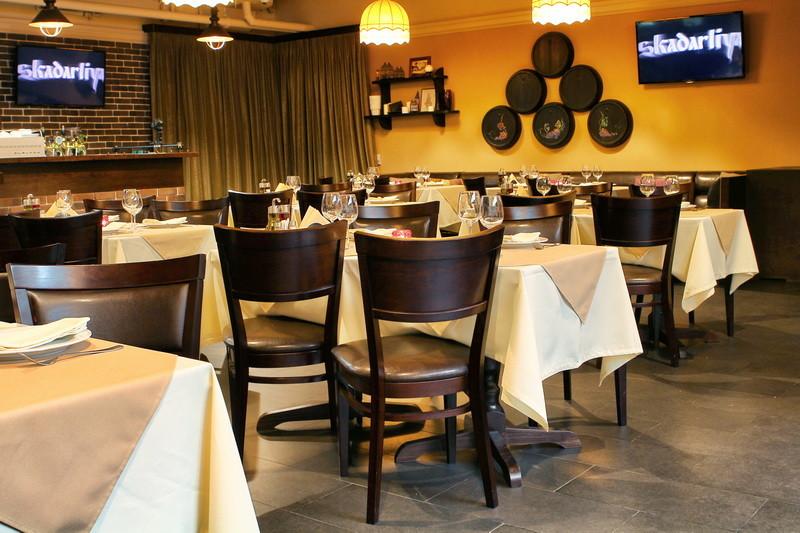 Сербский Ресторан Скадарлия фото 10