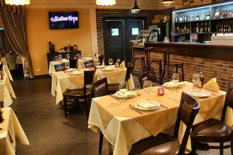 Сербский Ресторан Скадарлия фото 1