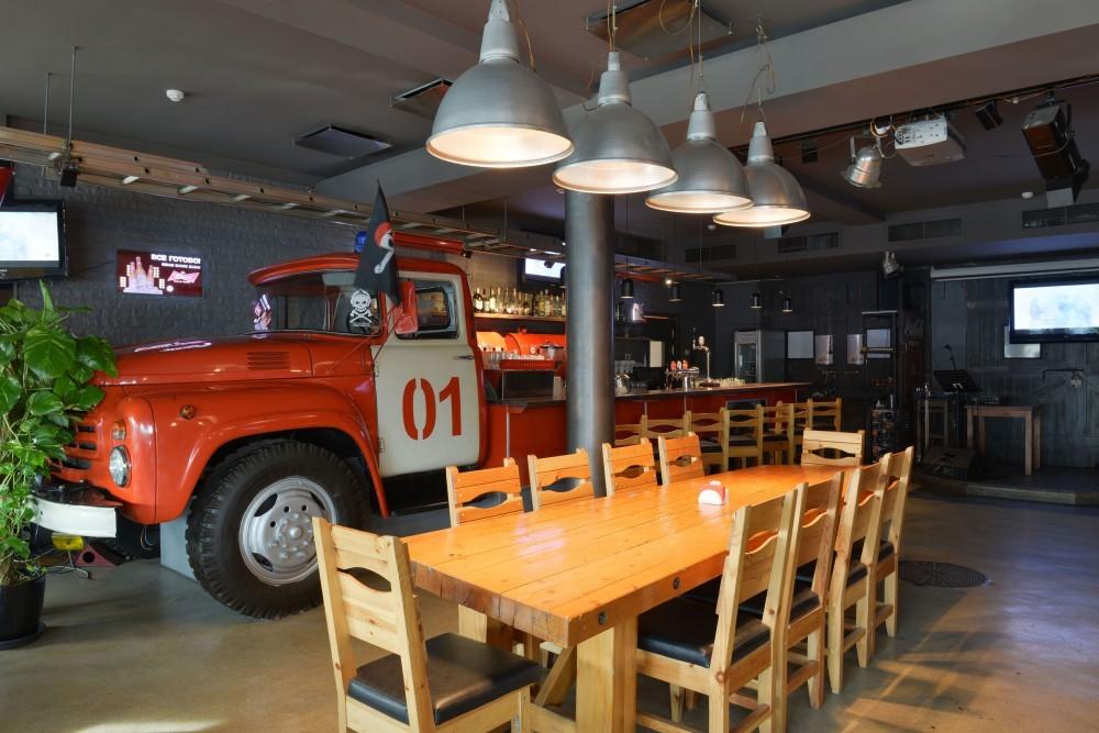 Пивной ресторан Пивная 01 фото