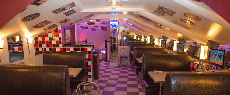 Американский Бар Frendys American Diner (Frendys) фото