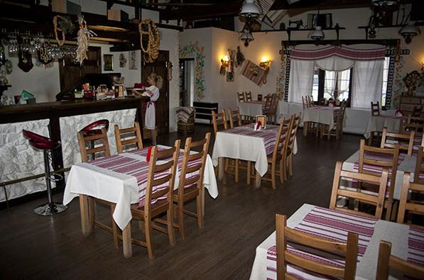 Украинский Ресторан Казачок фото