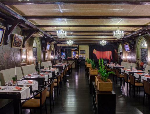Ресторан Мясо и Вино фото
