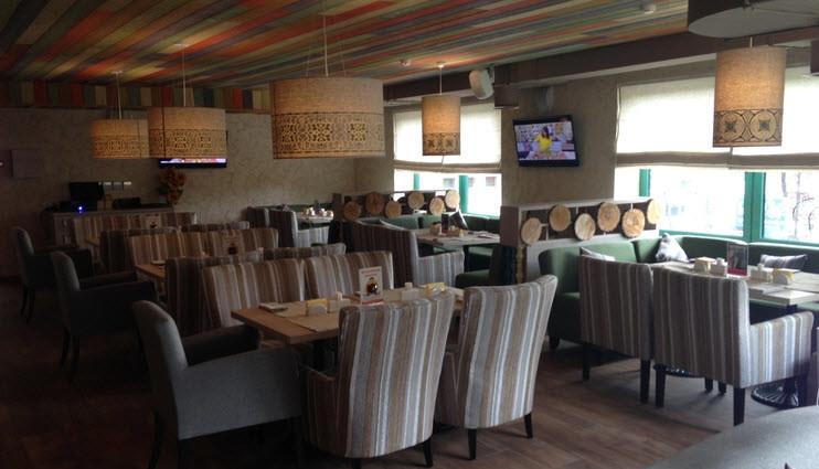 Восточное Кафе Лепешка в Королеве фото 8
