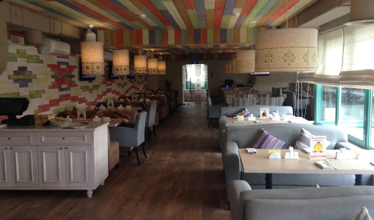 Восточное Кафе Лепешка в Королеве фото 10