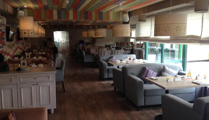 Восточное Кафе Лепешка в Королеве фото 13