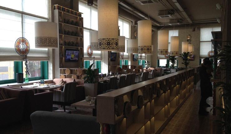 Восточное Кафе Лепешка в Королеве фото 15