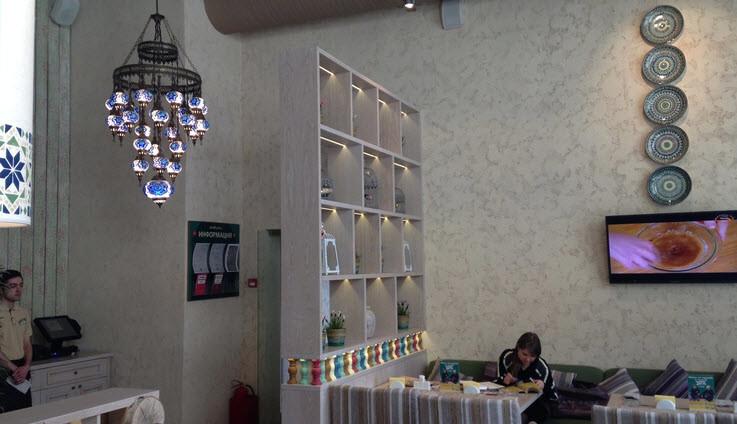Восточное Кафе Лепешка в Королеве фото 41