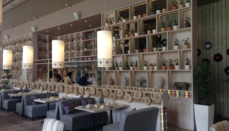 Восточное Кафе Лепешка в Королеве фото 17