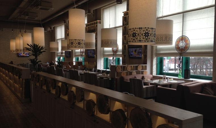 Восточное Кафе Лепешка в Королеве фото 20