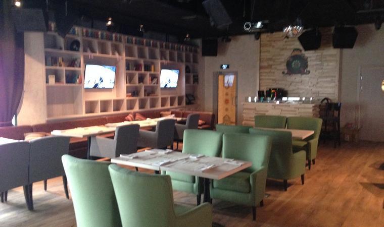Восточное Кафе Лепешка в Королеве фото 22