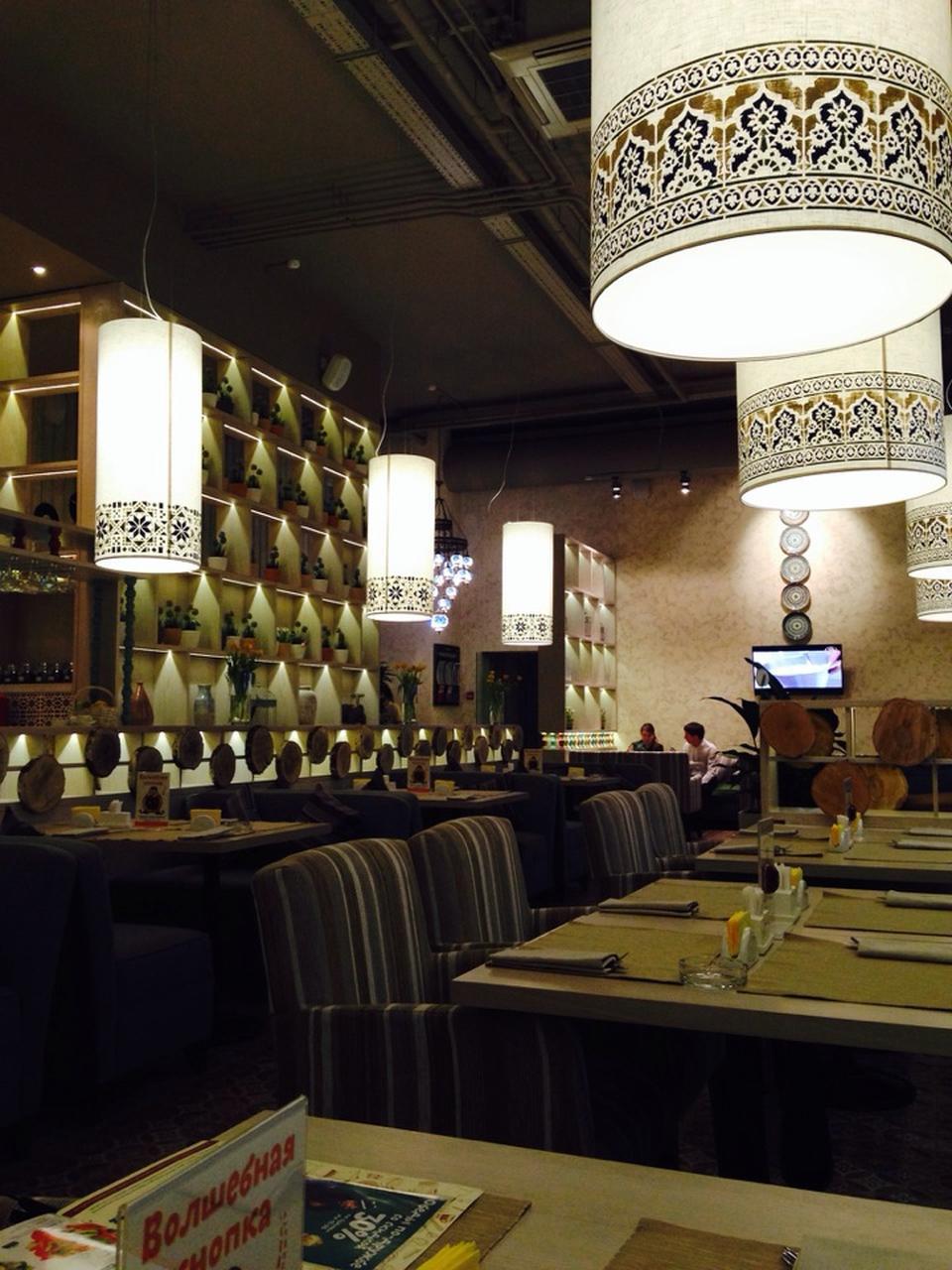 Восточное Кафе Лепешка в Королеве фото 29