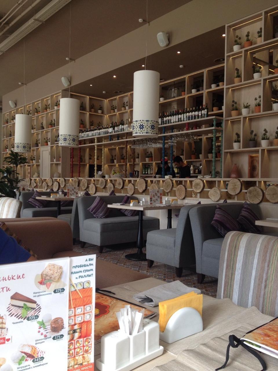 Восточное Кафе Лепешка в Королеве фото 31