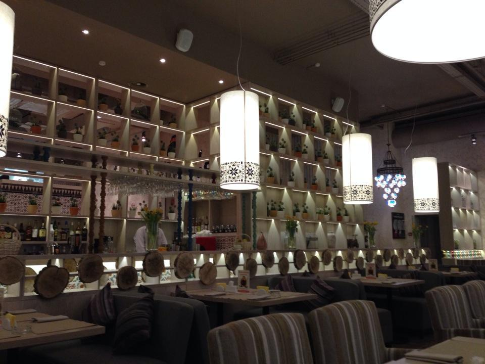 Восточное Кафе Лепешка в Королеве фото 32