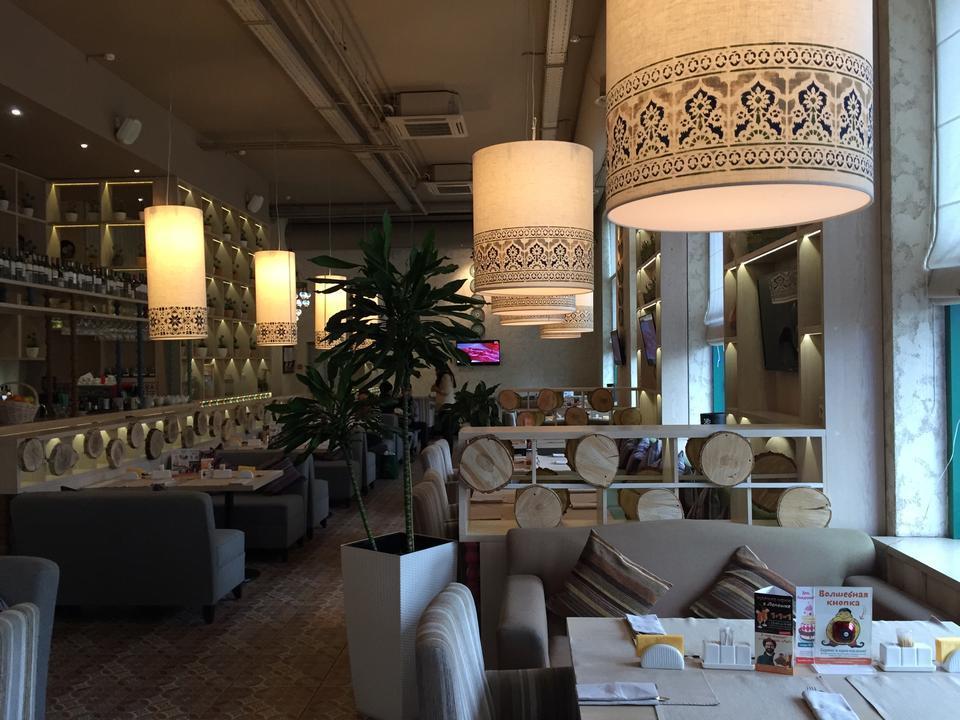 Восточное Кафе Лепешка в Королеве фото 37