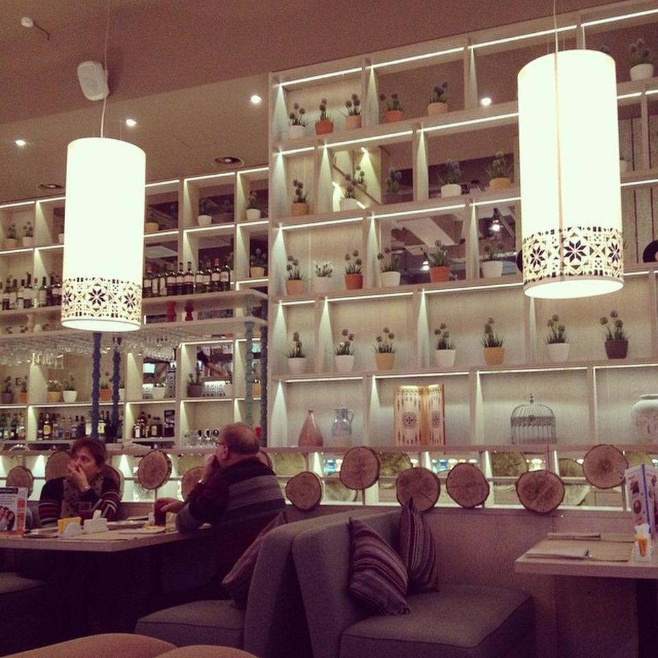 Восточное Кафе Лепешка в Королеве фото 48