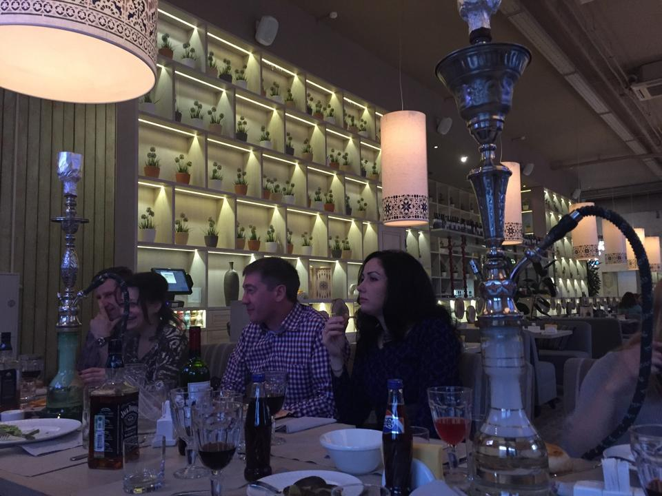Восточное Кафе Лепешка в Королеве фото 54