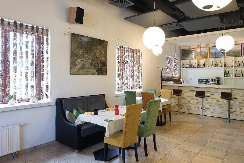 Ресторан Garden фото 9