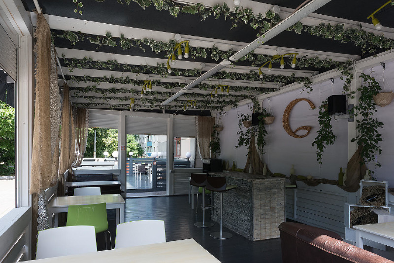 Ресторан Garden фото 1