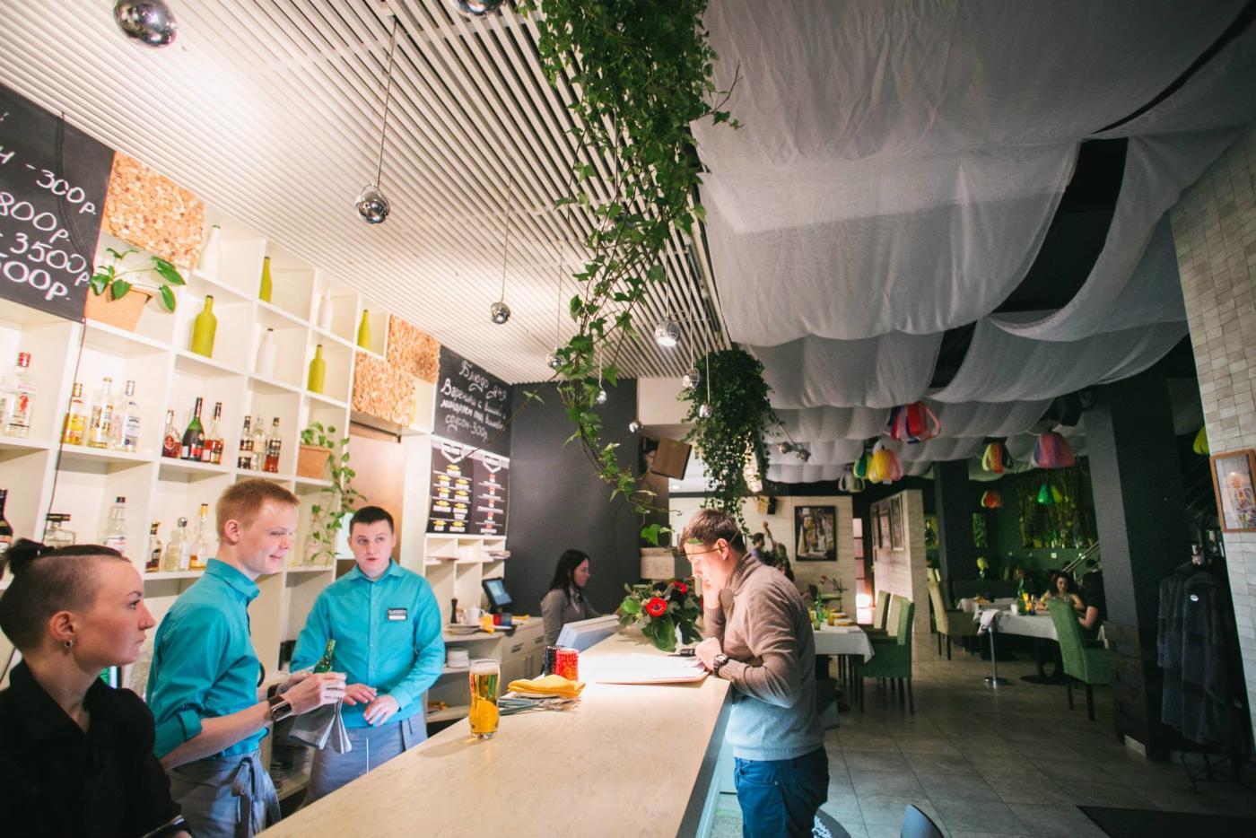 Кафе Гарден в Зеленограде (Garden) фото 43