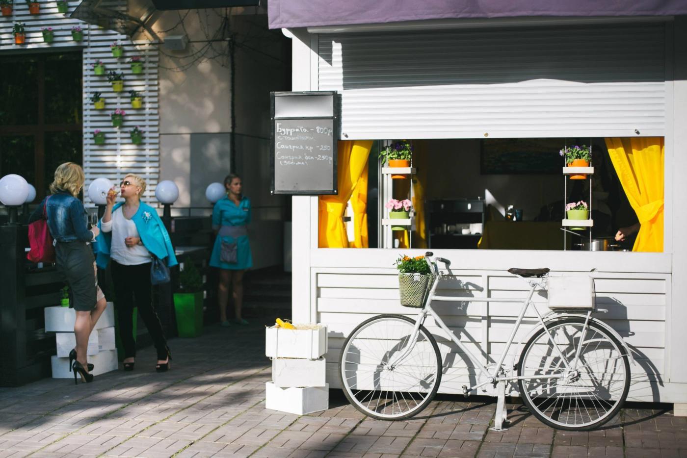 Кафе Гарден в Зеленограде (Garden) фото 46