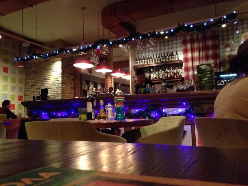 Кафе Руккола на Арбате (Rukkola) фото 4