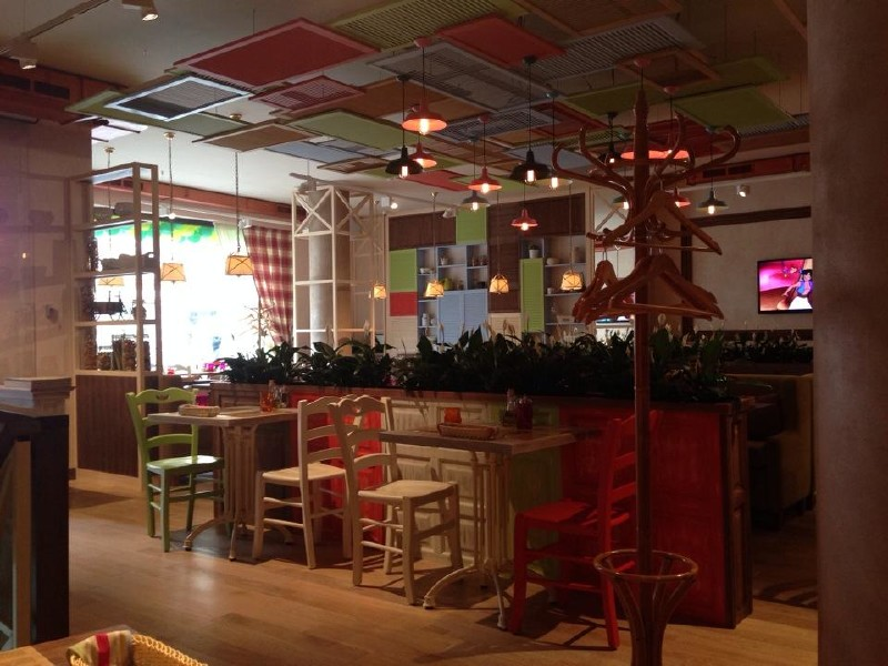 Кафе Руккола на Арбате (Rukkola) фото 5