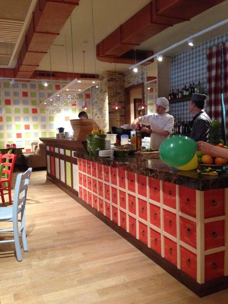 Кафе Руккола на Арбате (Rukkola) фото 6