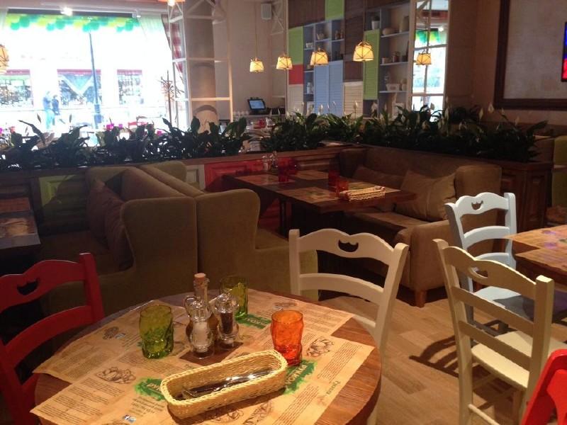 Кафе Руккола на Арбате (Rukkola) фото 7