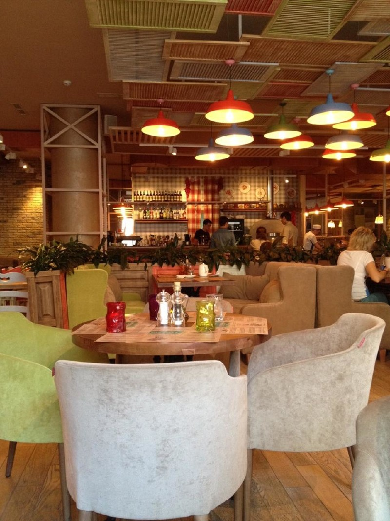 Кафе Руккола на Арбате (Rukkola) фото 8