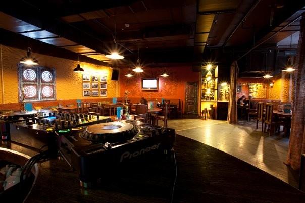 Бар Baga Bar на Новокузнецкой фото 1