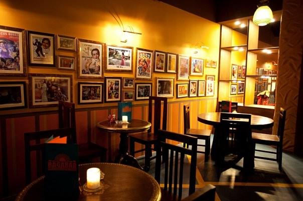 Бар Baga Bar на Новокузнецкой фото 2