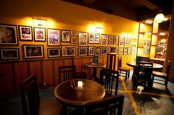 Бар Baga Bar на Новокузнецкой фото