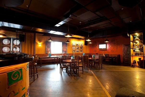 Бар Baga Bar на Новокузнецкой фото 5