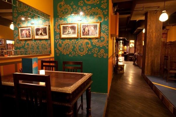 Бар Baga Bar на Новокузнецкой фото 6