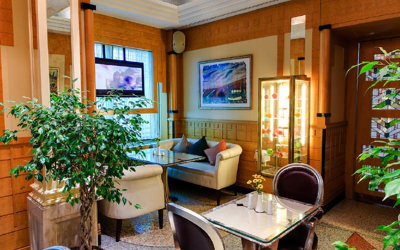 Кафе Ля Гурмэ фото