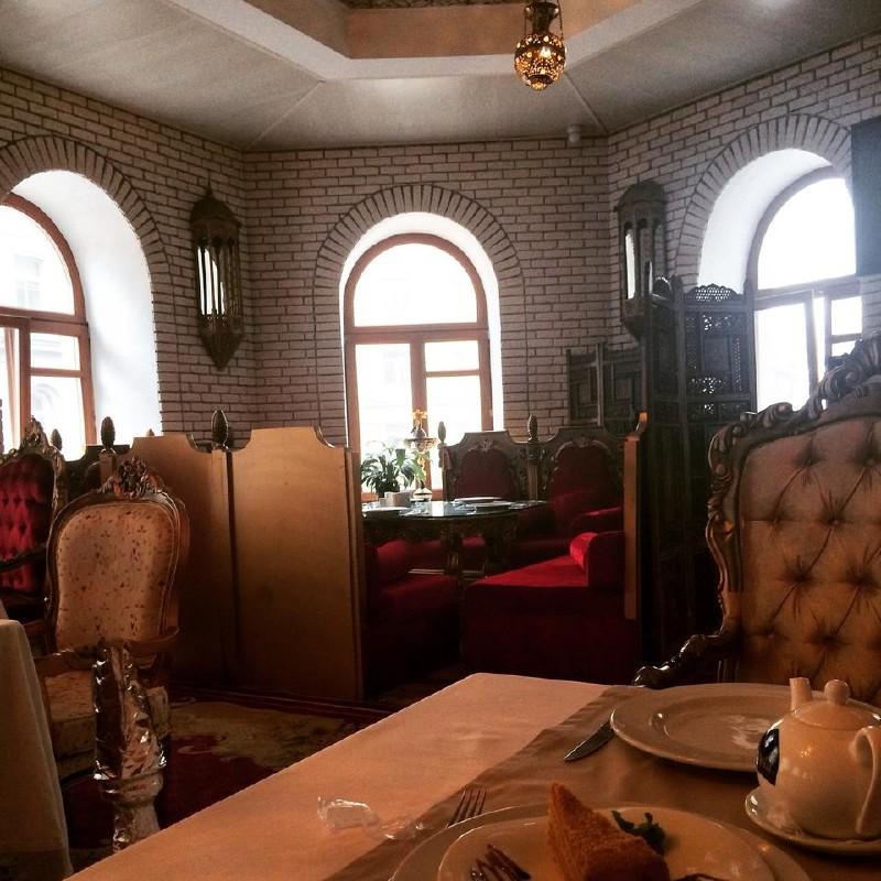 Индийский Ресторан Тадж Махал на Арбате (TAJJ MAHAL) фото 5