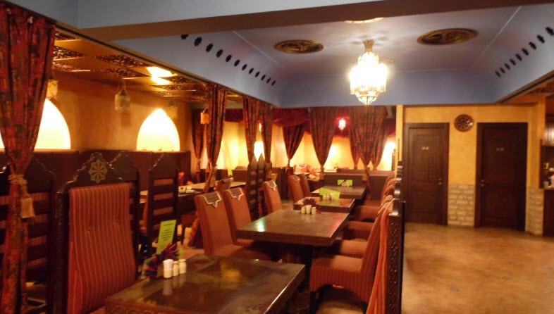 Индийский Ресторан Тадж Махал на Калужской (TAJJ MAHAL) фото 1