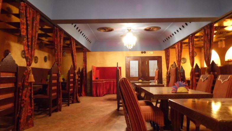 Индийский Ресторан Тадж Махал на Калужской (TAJJ MAHAL) фото 4