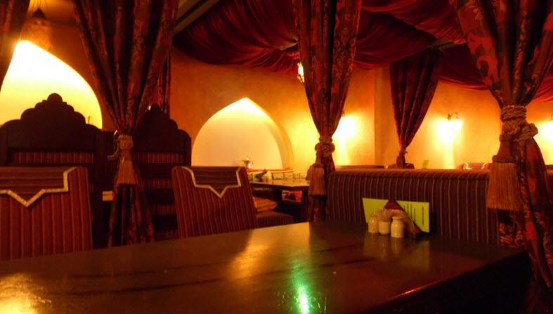 Индийский Ресторан Тадж Махал на Калужской (TAJJ MAHAL) фото
