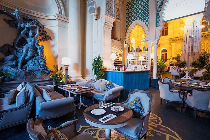 Ресторан Vasanta фото 1