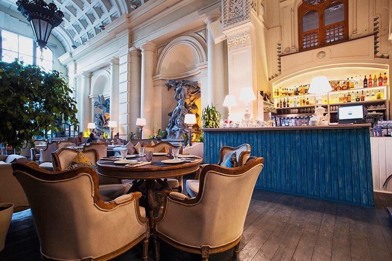 Ресторан Vasanta фото 4