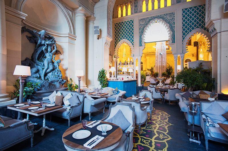 Ресторан Vasanta фото 6