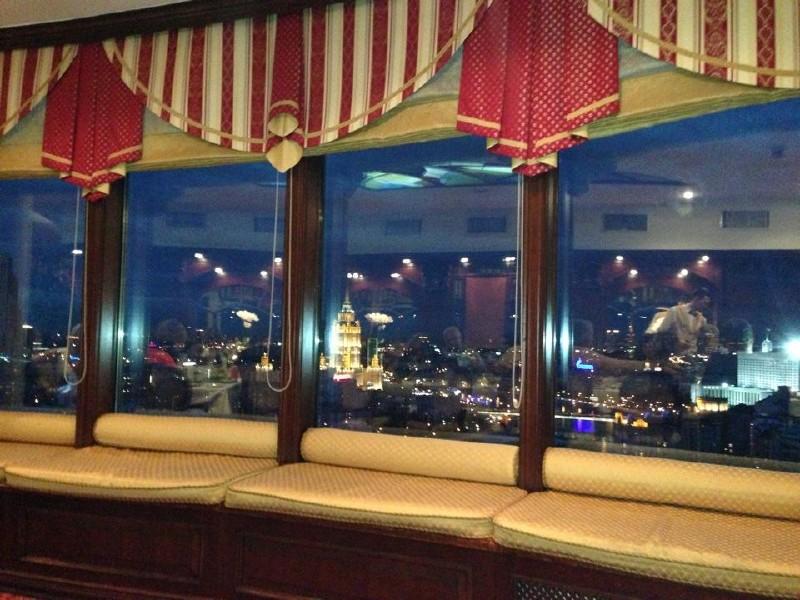 Панорамный Ресторан Панорама фото 10
