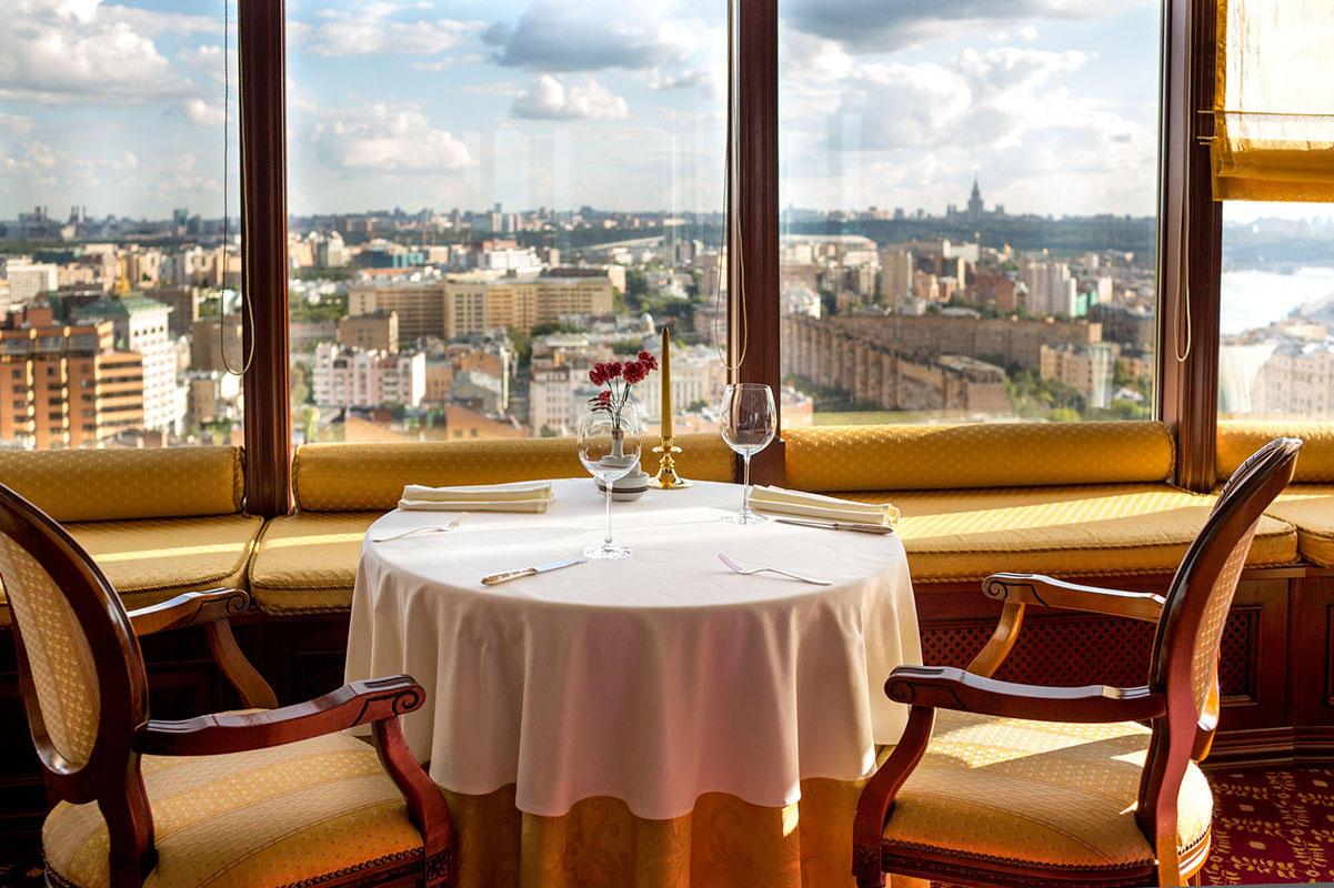 Панорамный Ресторан Панорама фото 4
